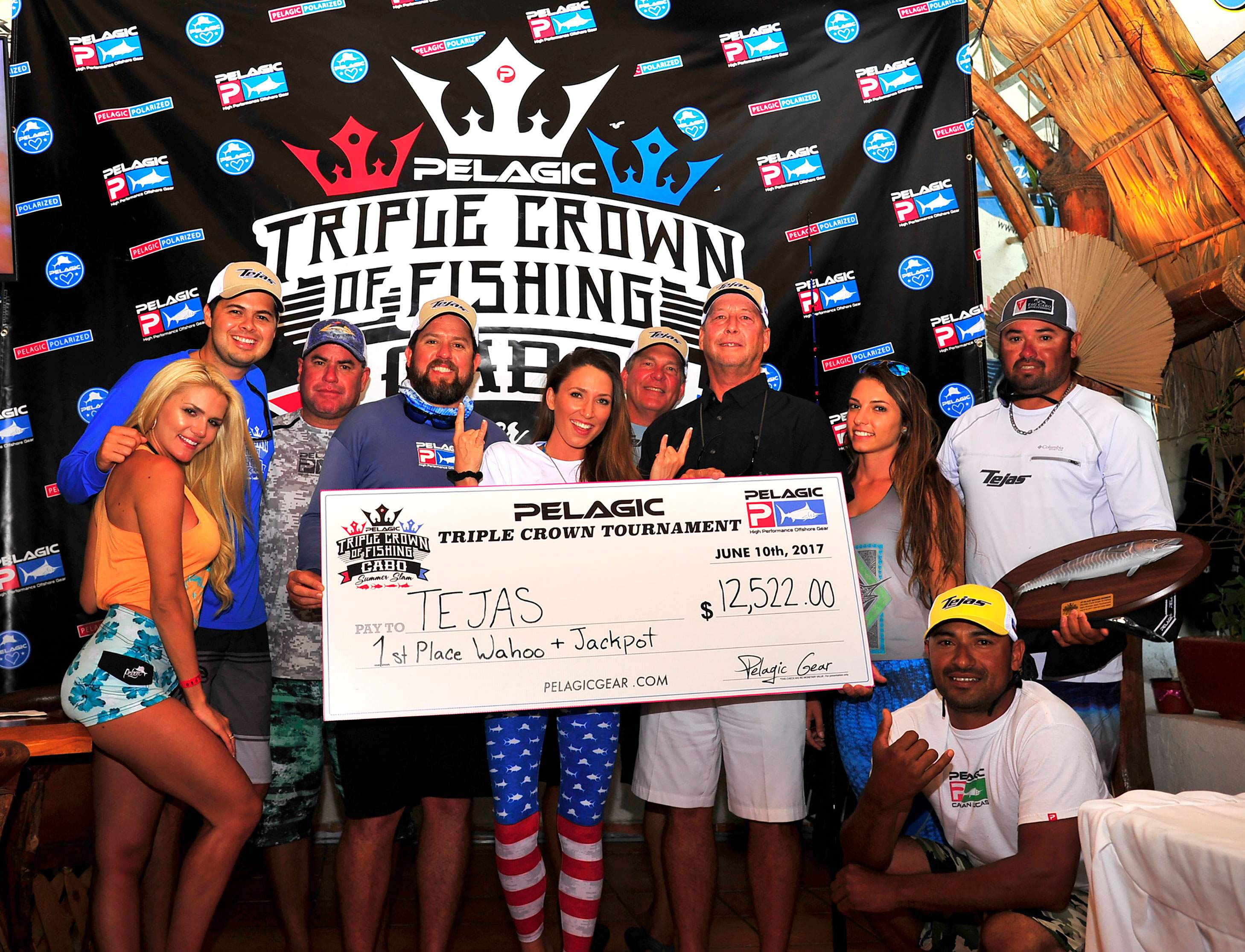 Pelagic Cabo Summer Slam Triple Crown 14