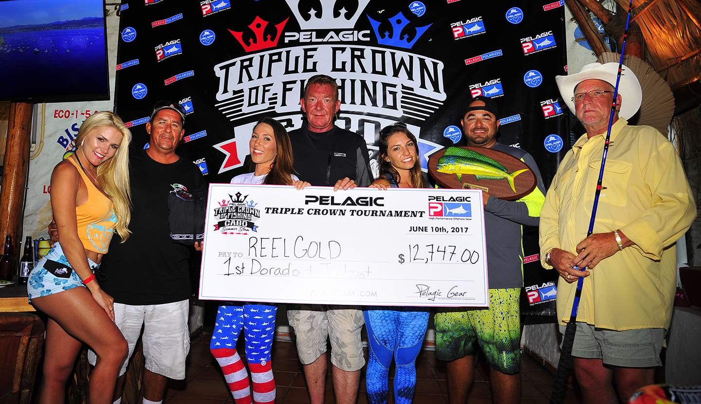 Pelagic Cabo Summer Slam Triple Crown 35