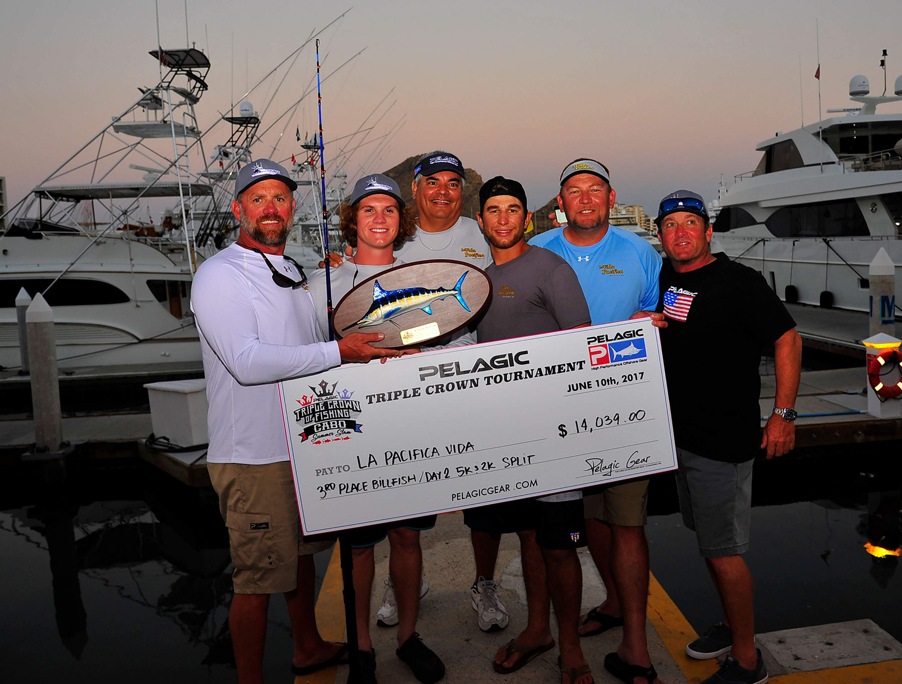 Pelagic Cabo Summer Slam Triple Crown 27
