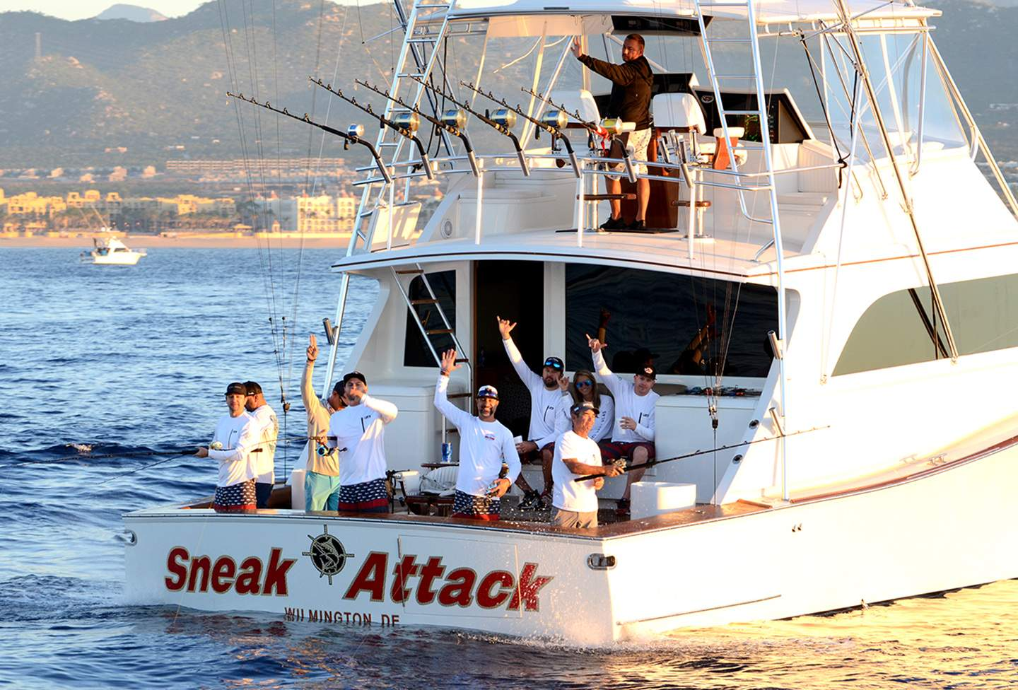 Sneak Attack Pelagic Rockstar Tuna Tourney