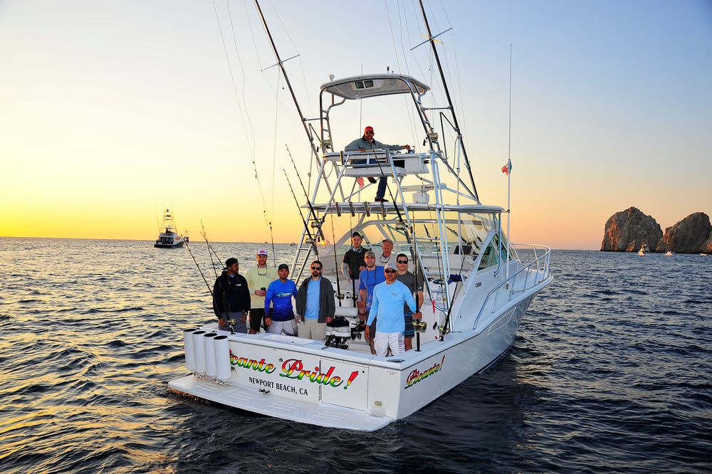Pelagic Cabo Summer Slam Triple Crown 55