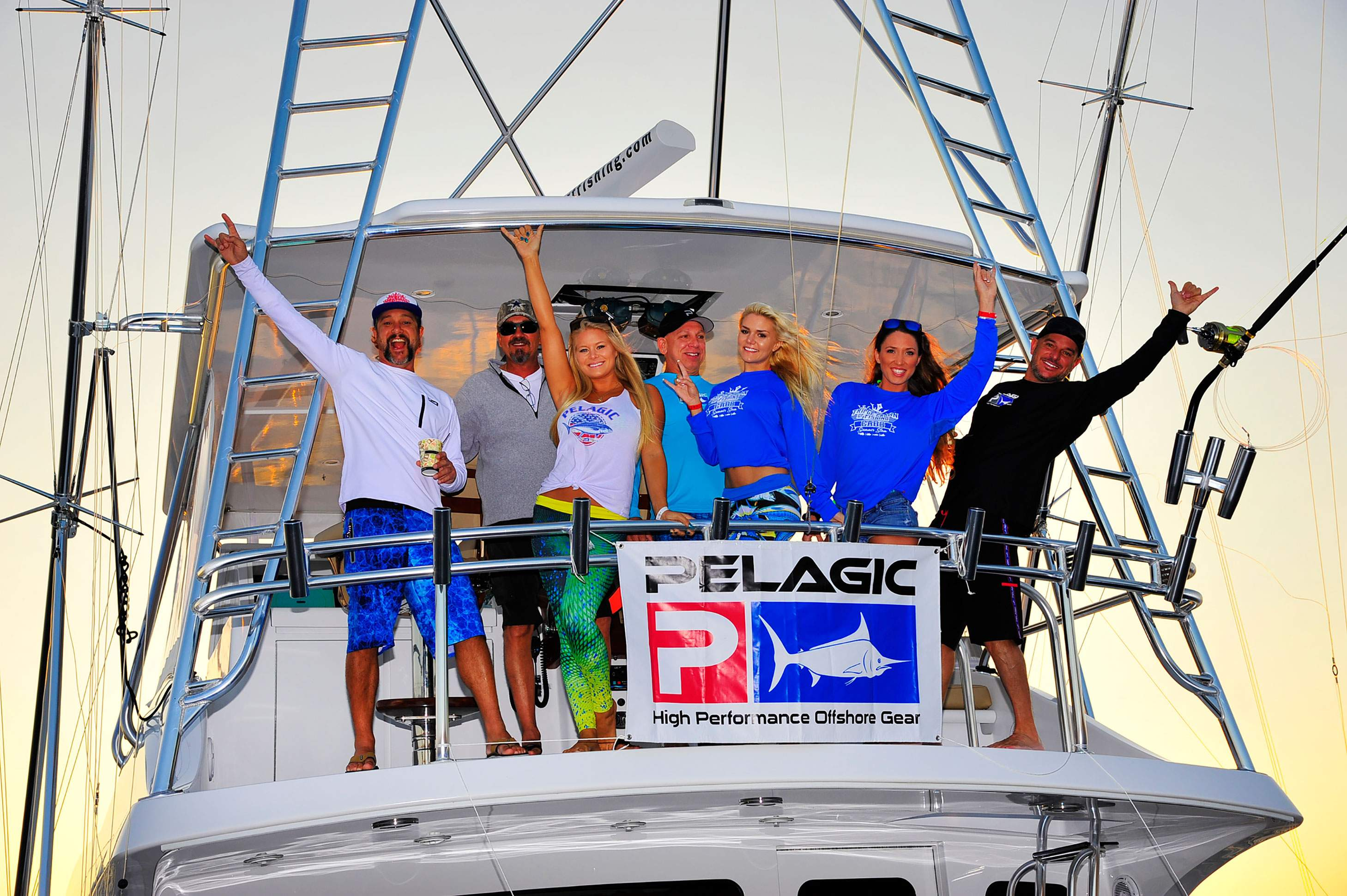 Pelagic Cabo Summer Slam Triple Crown 8