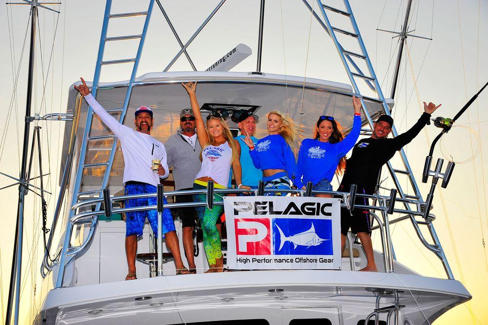 Pelagic Cabo Summer Slam Triple Crown 8
