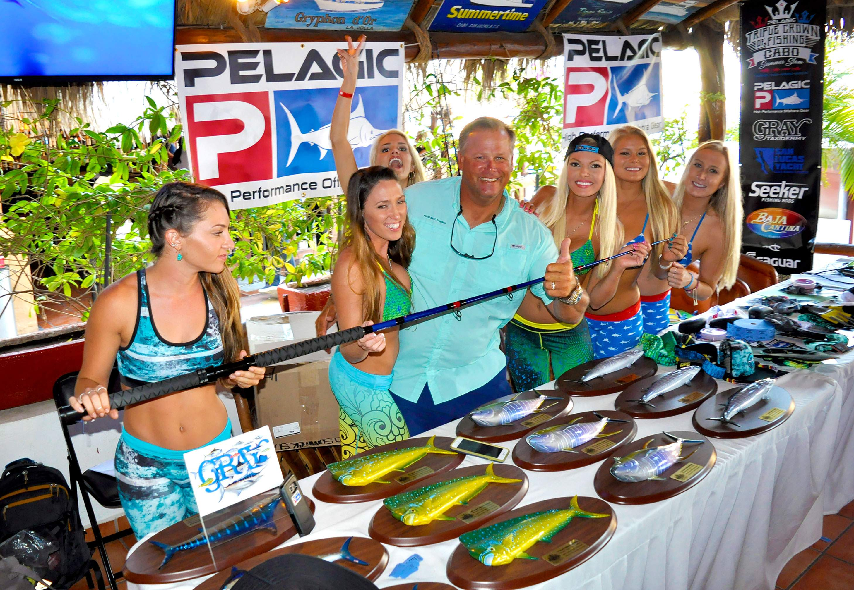 Pelagic Cabo Summer Slam Triple Crown 6