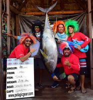 Weigh Station Pelagic Rockstar Tuna Tournament 8