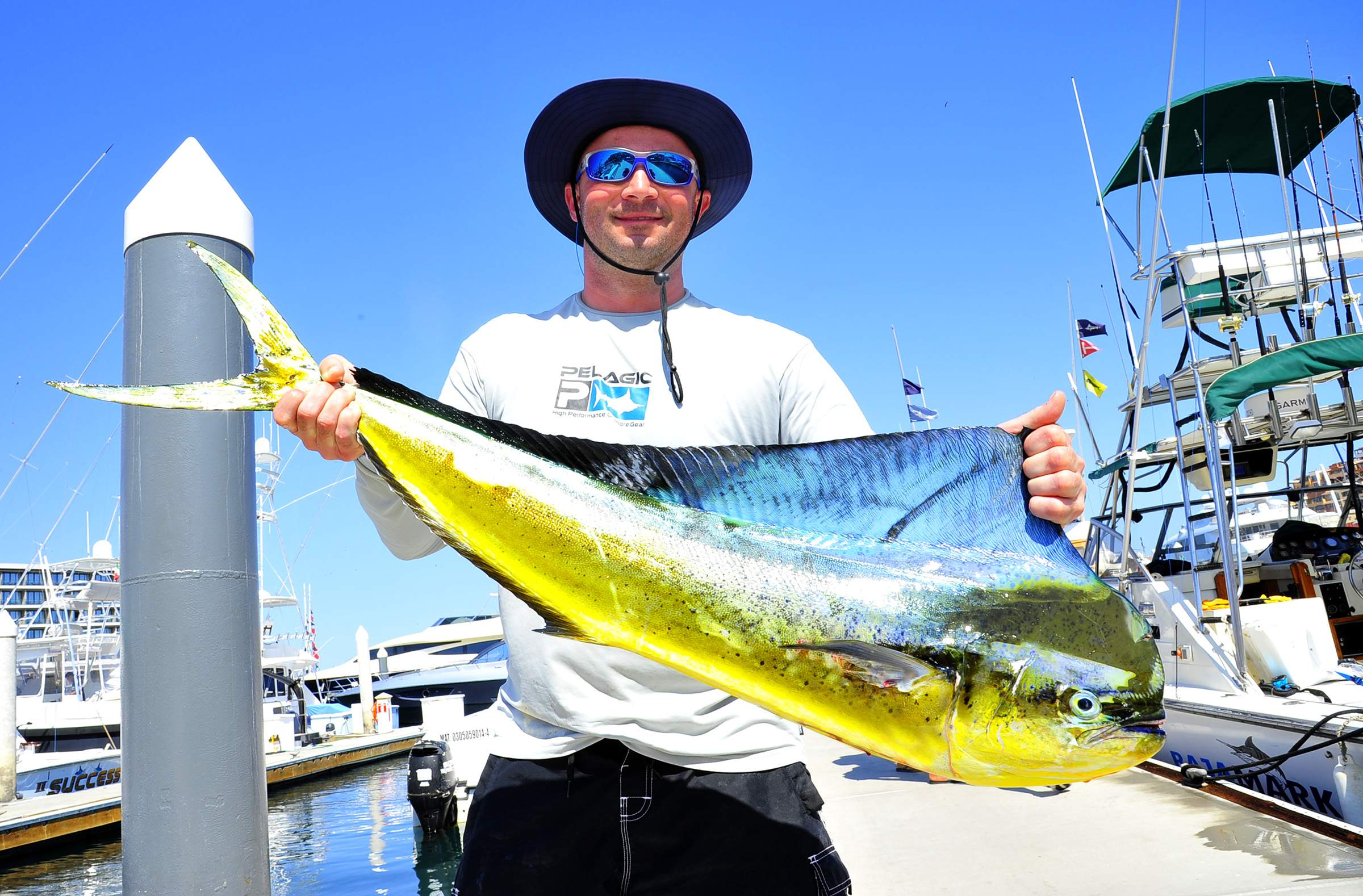 Pelagic Cabo Summer Slam Triple Crown 33