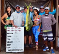 Weigh Station Pelagic Rockstar Tuna Tournament 13