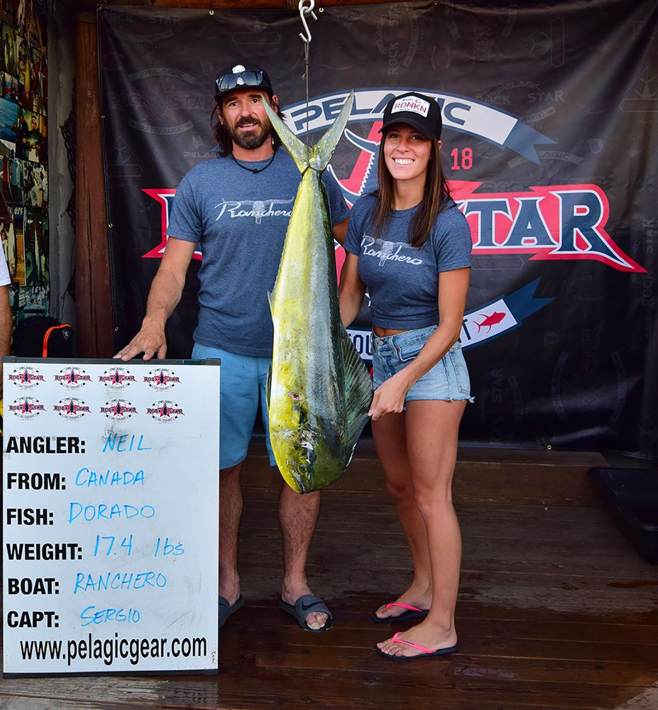 Weigh Station Pelagic Rockstar Tuna Tournament 14