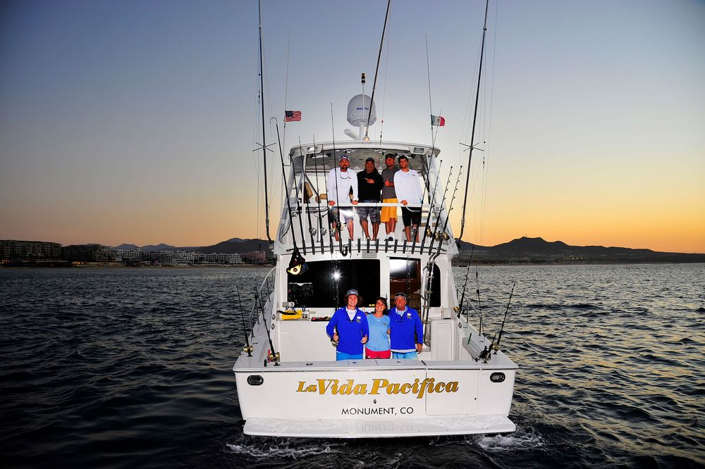 Pelagic Cabo Summer Slam Triple Crown 45