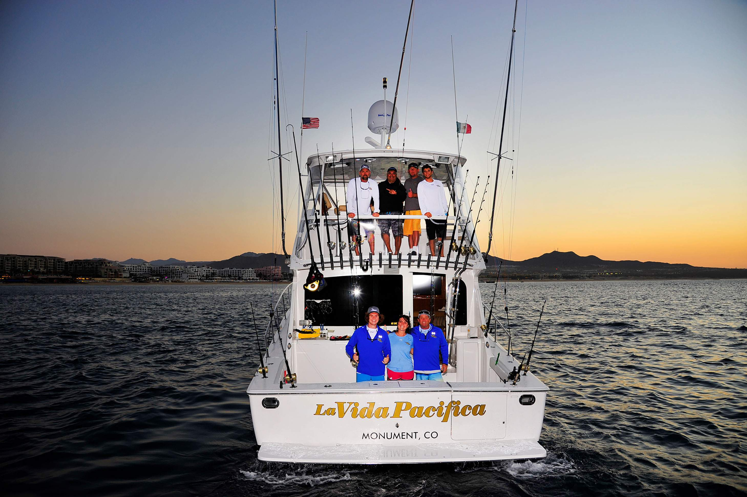 Pelagic Cabo Summer Slam Triple Crown 30