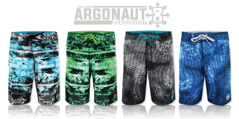 Pelagic Argonaut Boardshort