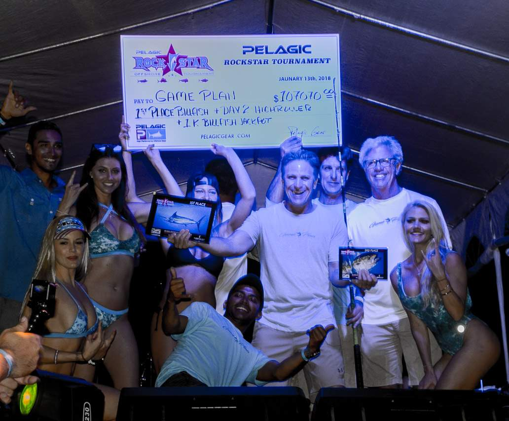 Pelagic Rockstar Offshore Fishing Tournament Costa Rica 25