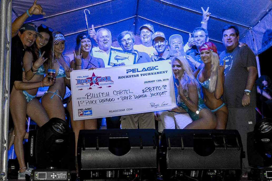 Pelagic Rockstar Offshore Fishing Tournament Costa Rica 26