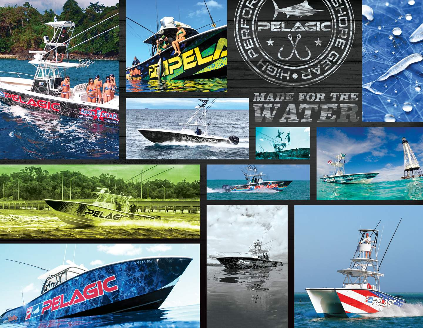 Pelagic Meet The Fleet Fishing Wrap Boats Header
