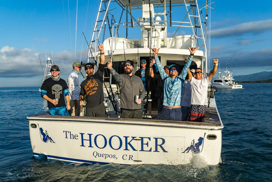 Pelagic Rockstar Offshore Fishing Tournament Costa Rica 13