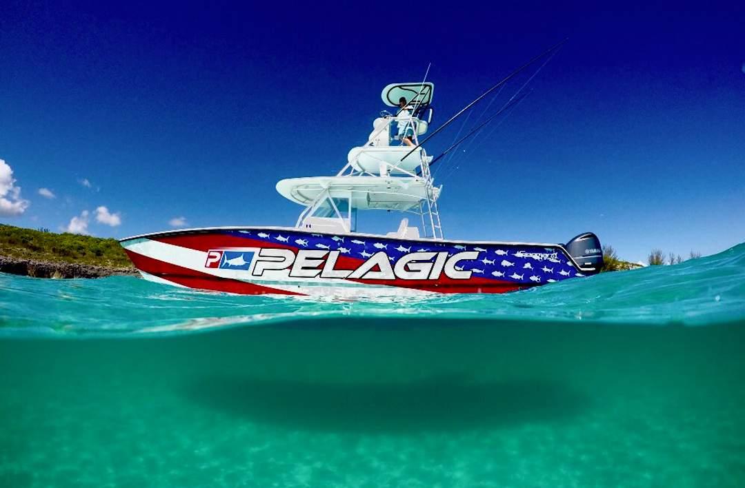PELAGIC Americamo Boat_Nick Stanczyk_Bahamas