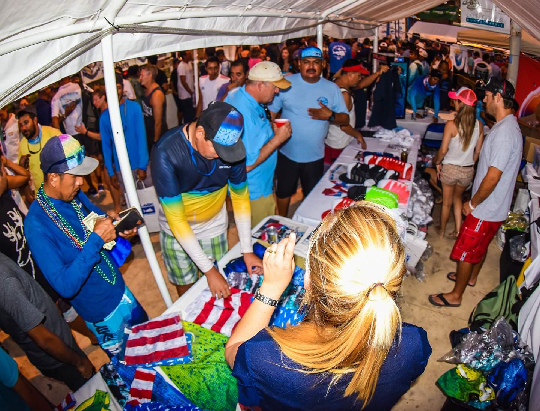 Pelagic Fishing Expo Crowd 1