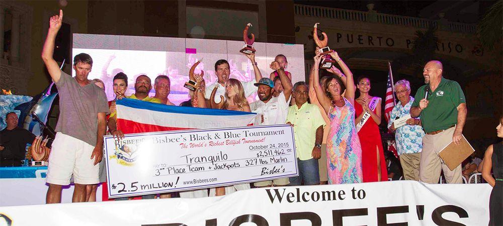 2015 bisbees winner