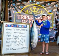 Pelagic Triple Crown of Fishing 1