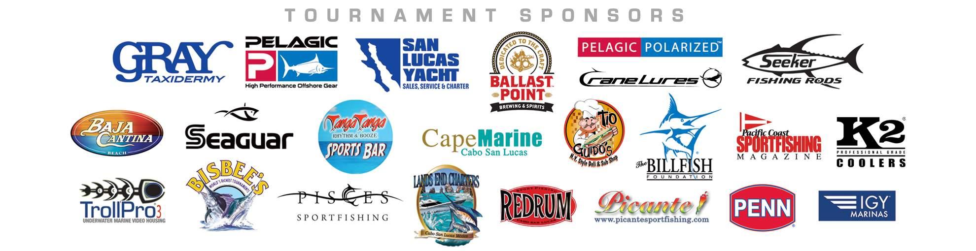2016 Cabo Summer Slam presented by PELAGIC Sponsors