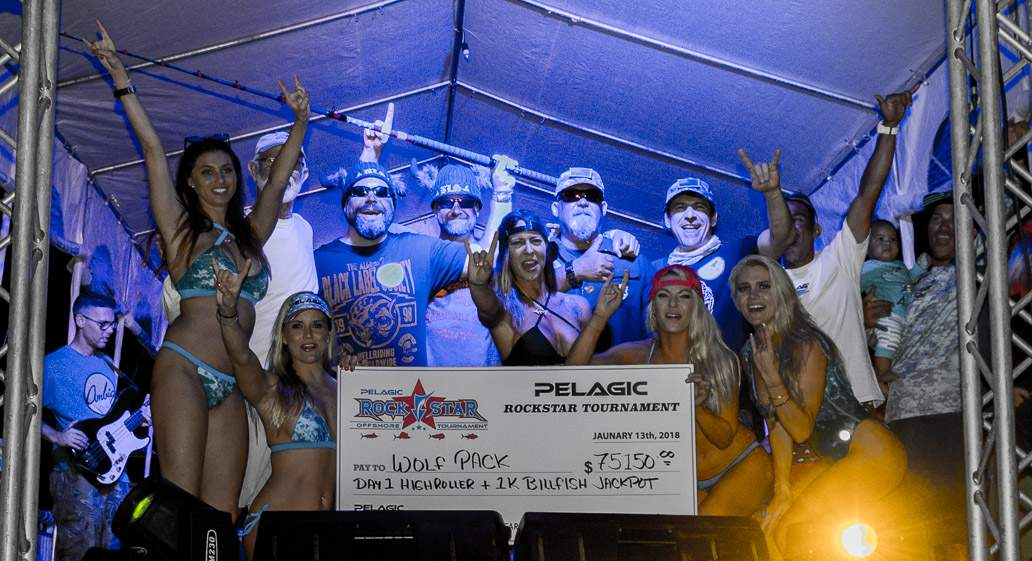 Pelagic Rockstar Offshore Fishing Tournament Costa Rica 14