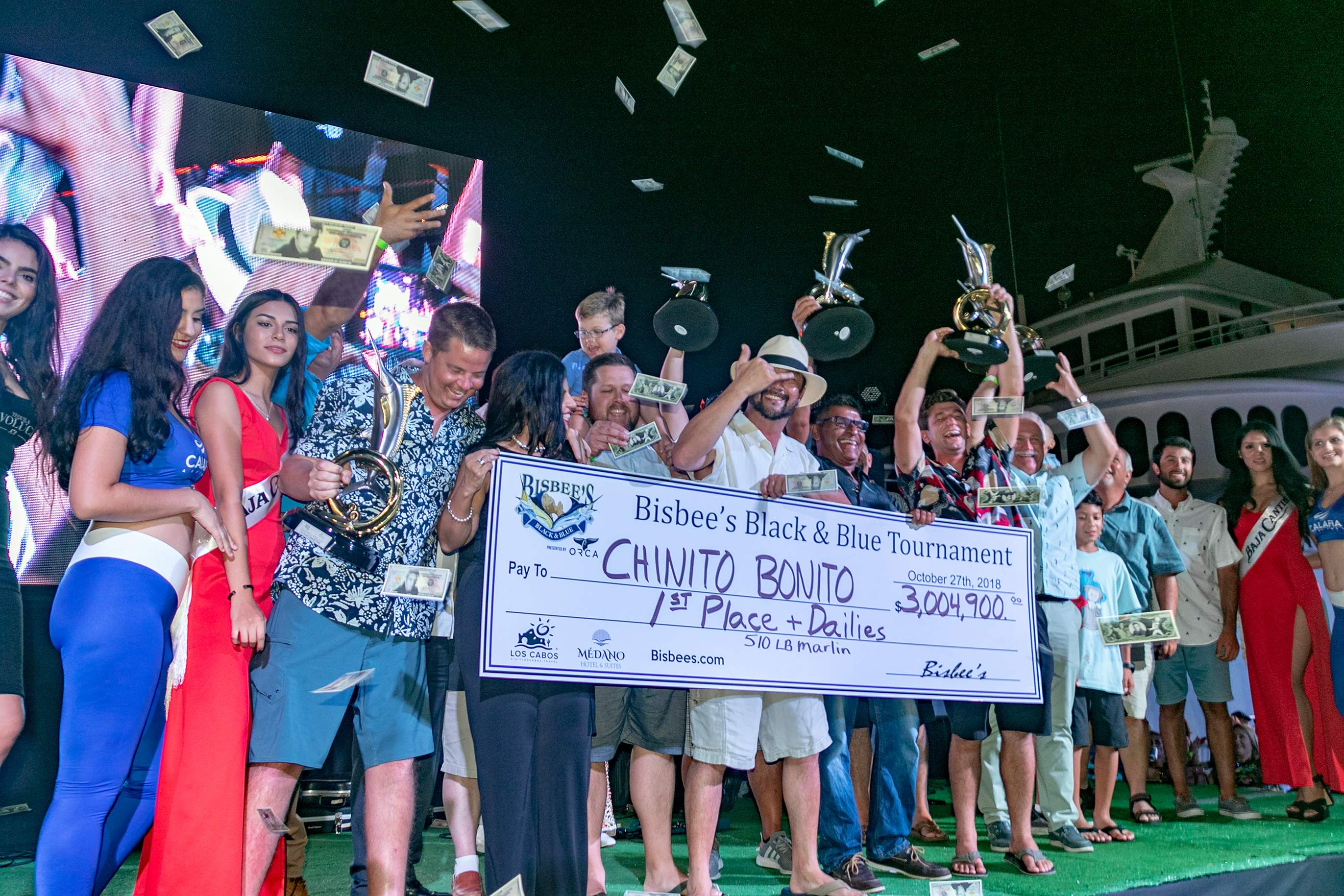 2018 Bisbees Marlin Tournament_Chinito Bonito_Pelagic