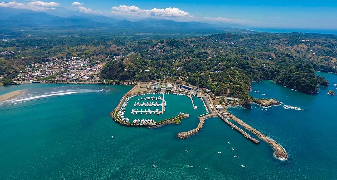 Marina Pez Vela_Quepos_Costa Rica