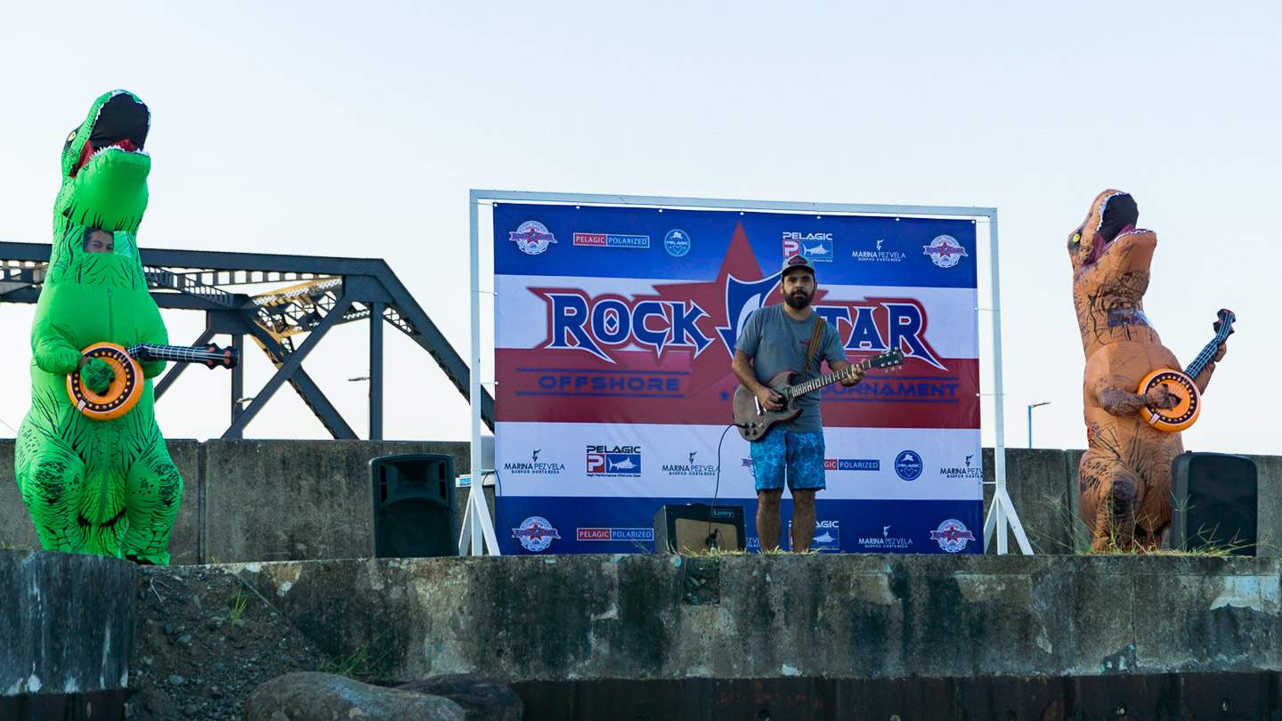 2019 Pelagic Rockstar Offshore Tournament Dinosaur Rock