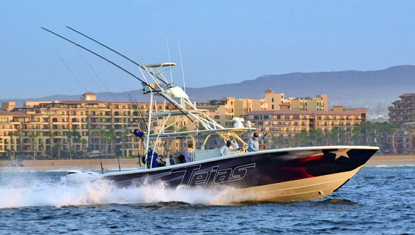 2019 Pelagic Triple Crown Cabo Tejas Running