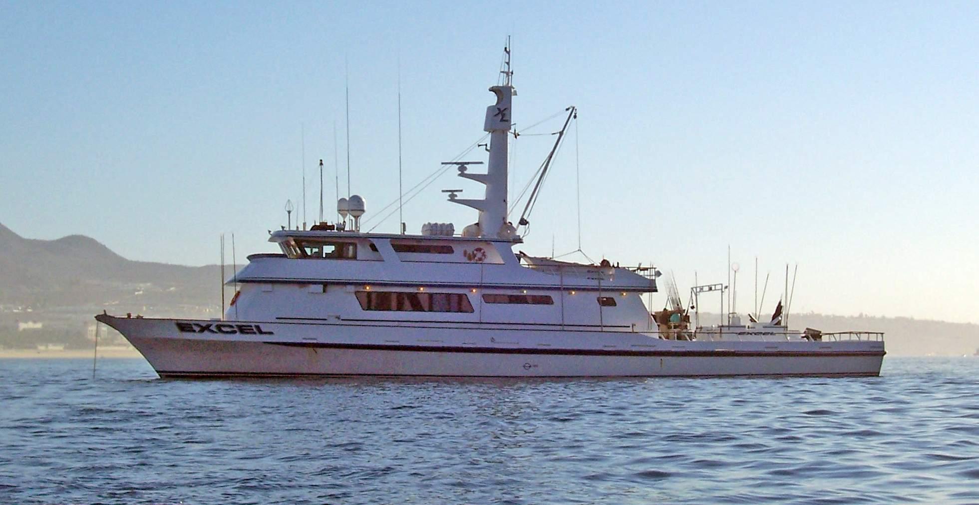 Pelagic Fishing Expo Excel