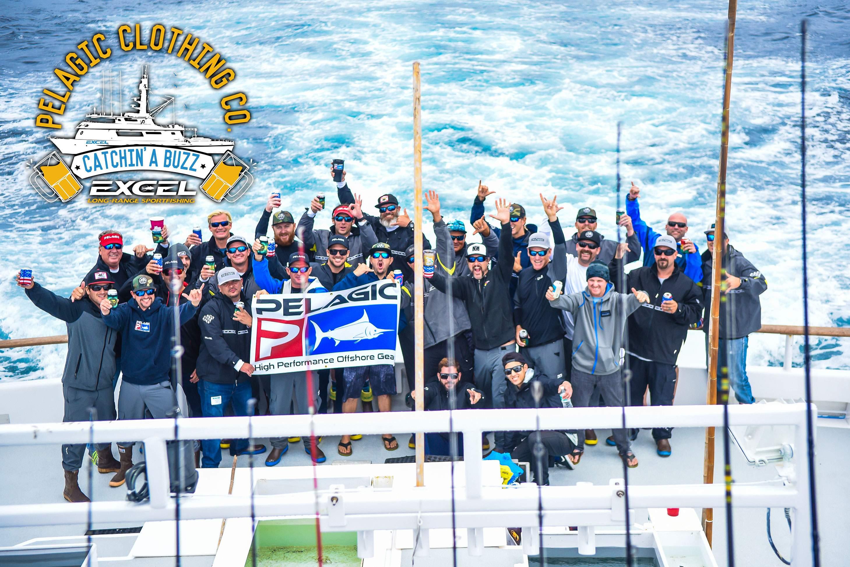 Pelagic Catchin A Buzz Sales Expedition Excel Sportfishing 1