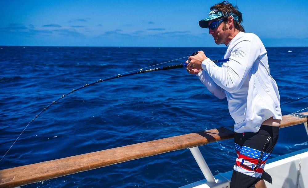 Pelagic Catchin A Buzz Sales Expedition Excel Sportfishing 36