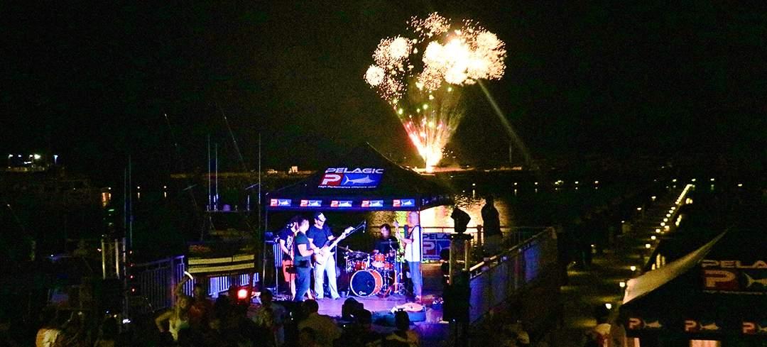 Fireworks_PELAGIC ROCKSTAR TOURNAMENT_Marina Pez Vela