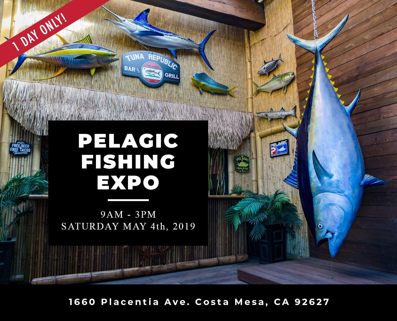 Pelagic Fishing Expo 2019 header