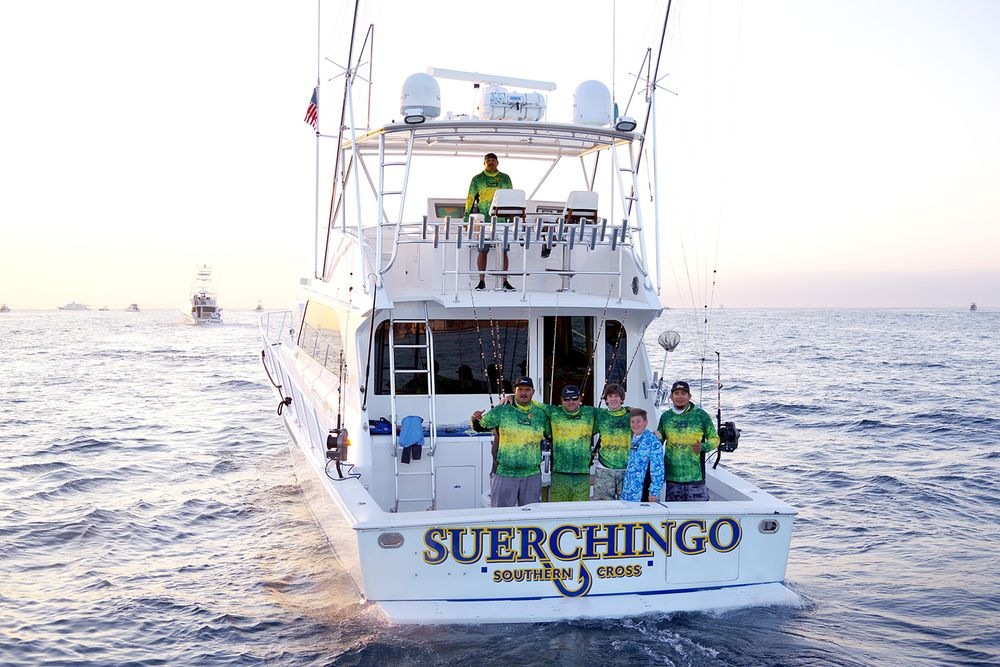 2019 Pelagic Triple Crown Cabo 41