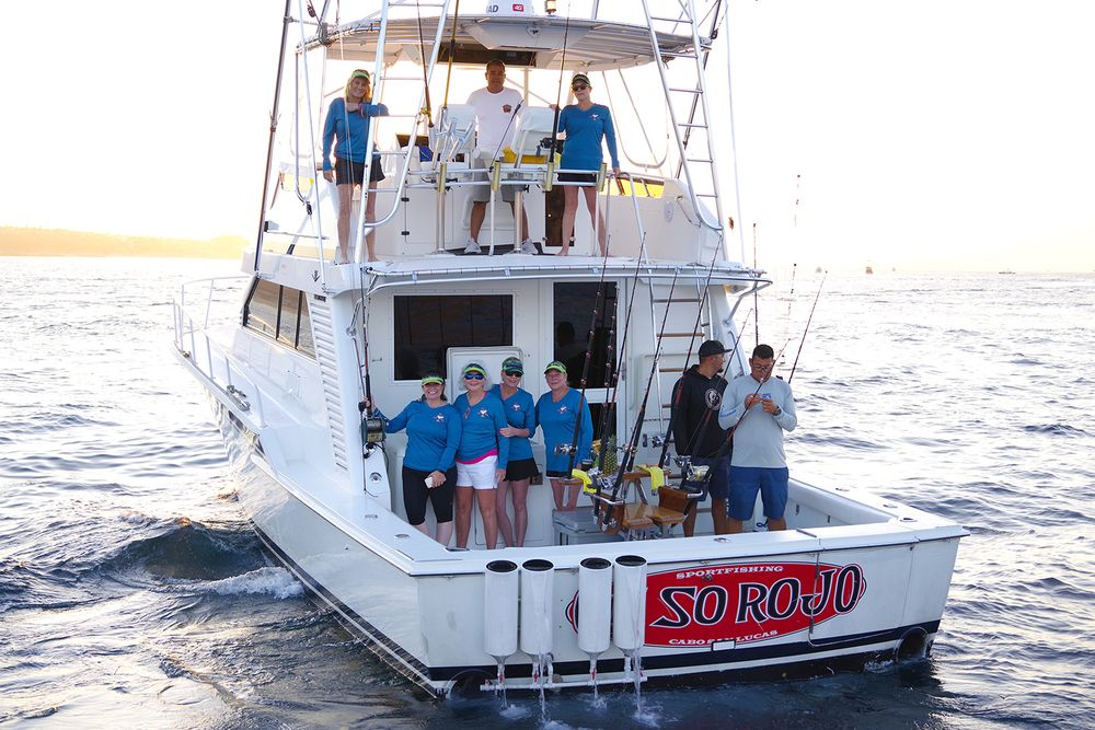 2019 Pelagic Triple Crown Cabo 44