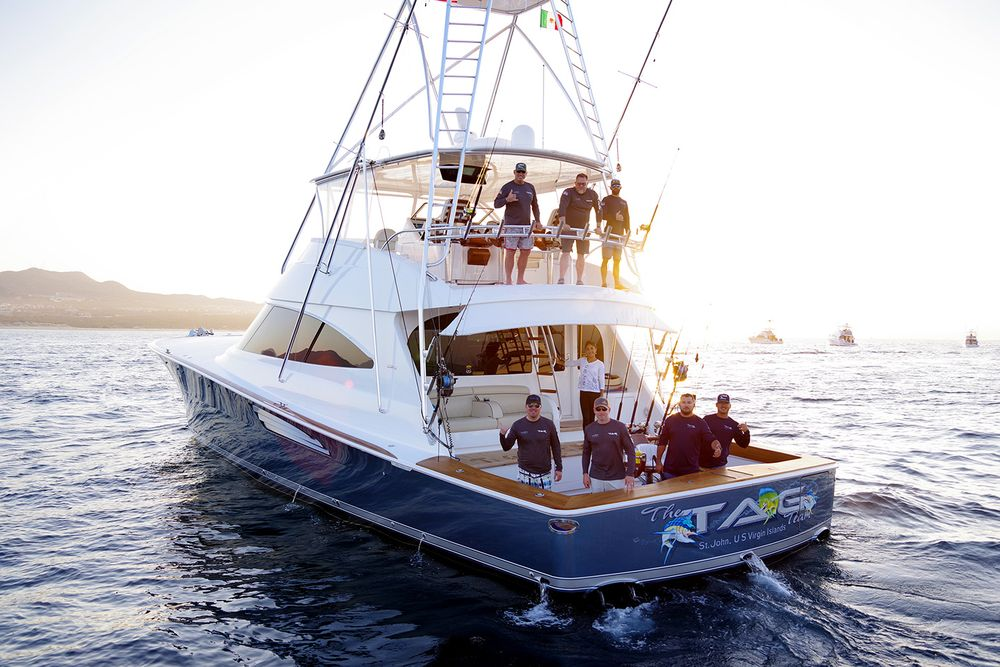 2019 Pelagic Triple Crown Cabo 45