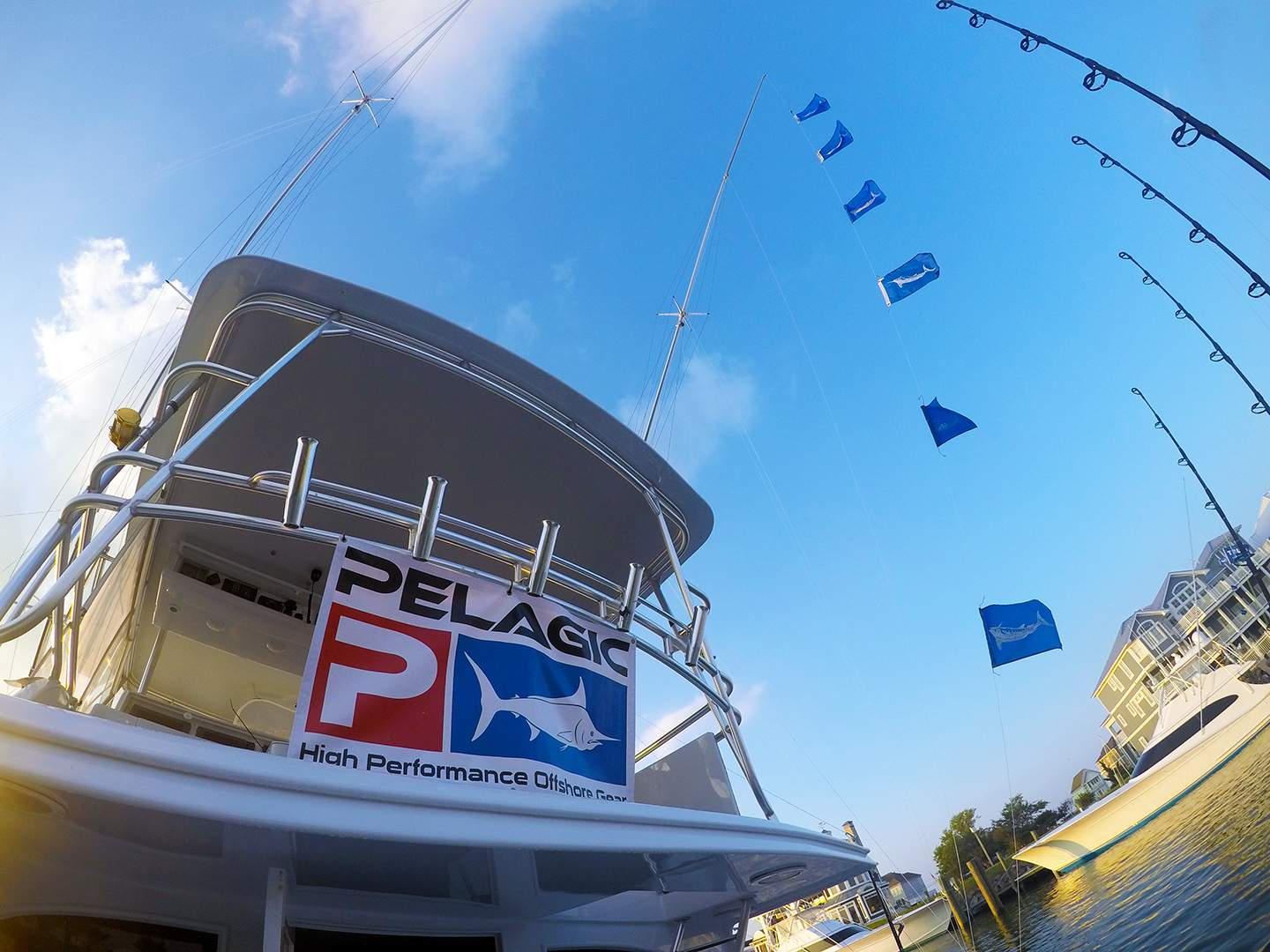 Pelagic White Marlin Open 2018 Flags Flying Fin Planner