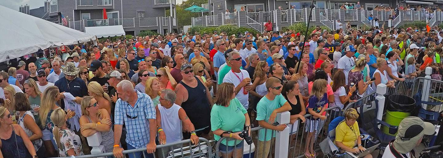 2018 White Marlin Open_PELAGIC_Crowd