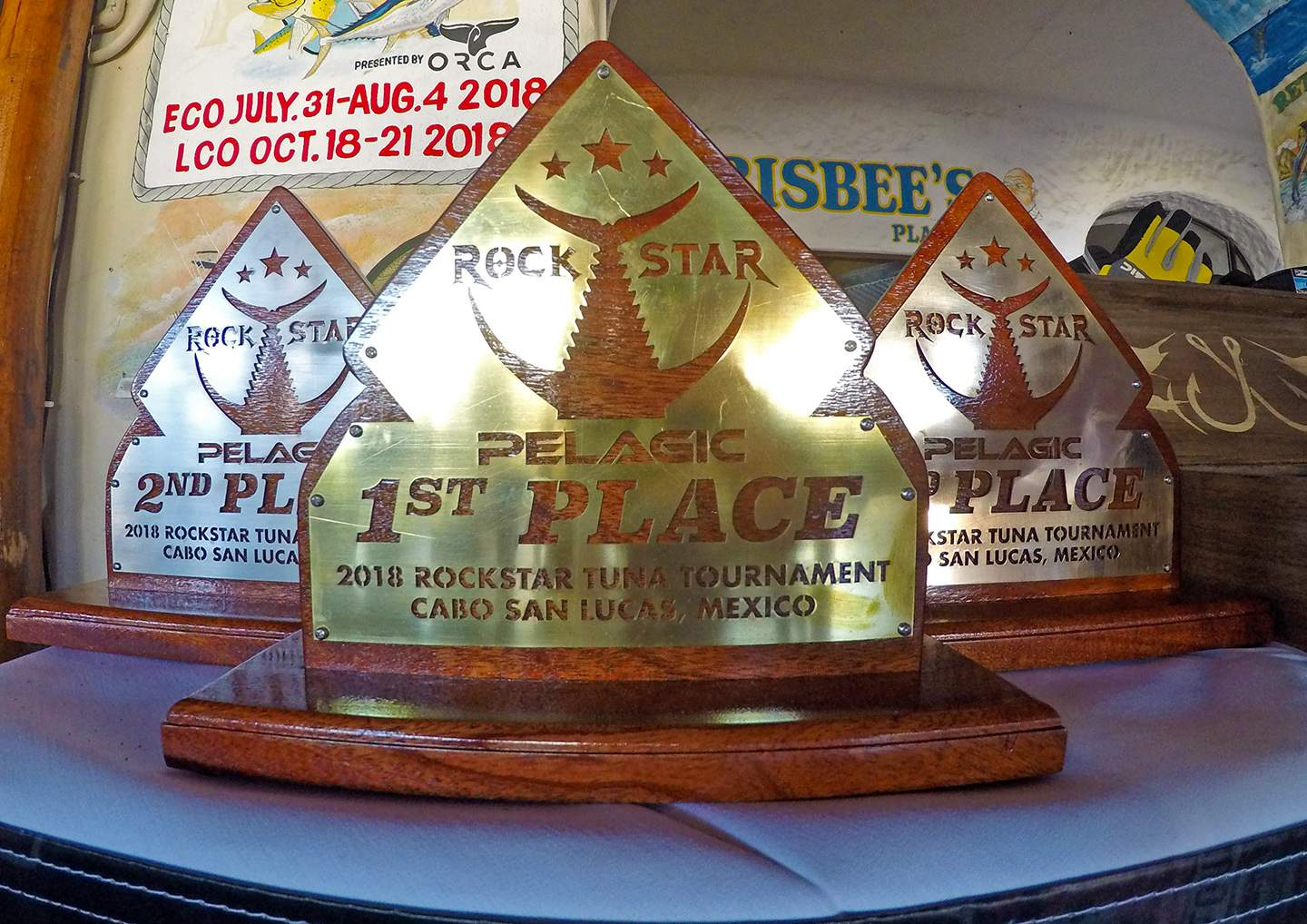 Trophies Pelagic Rockstar Tuna Tournament