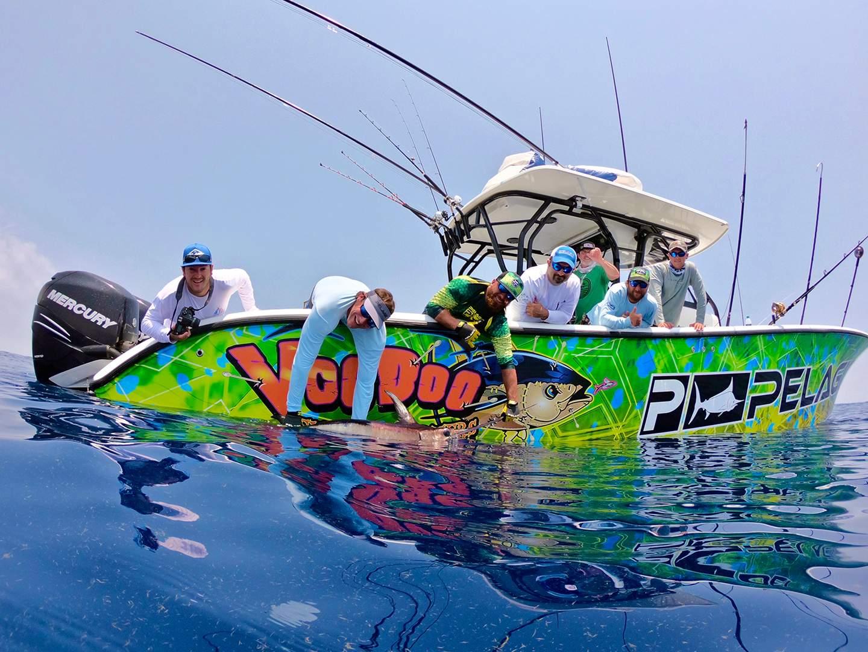 Pelagic Voodoo Sportfishing Gulf 5