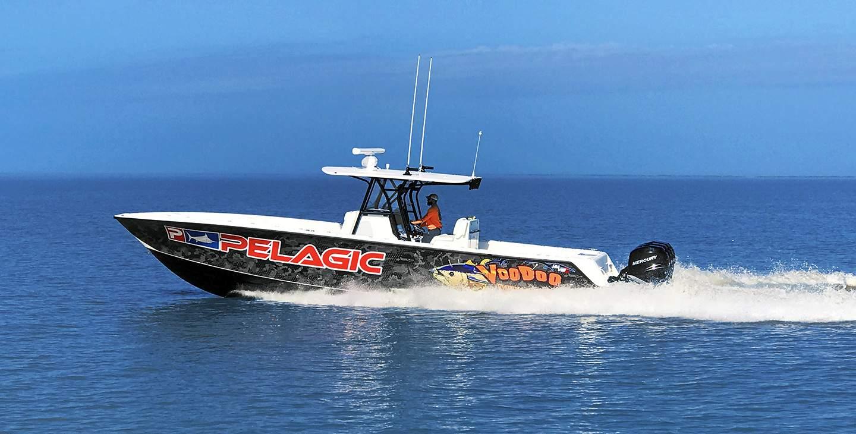 Pelagic Voodoo Sportfishing Gulf 6