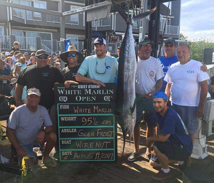 Pelagic White Marlin Open Tournament Fishing 5