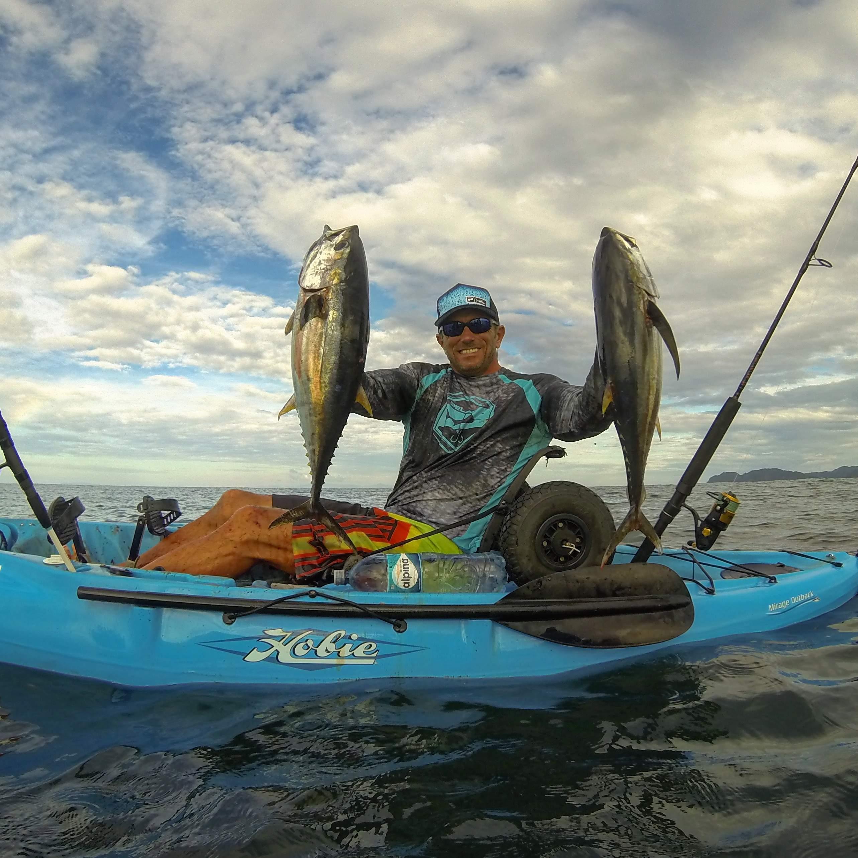 Tuna in tight off Costa Rica 1