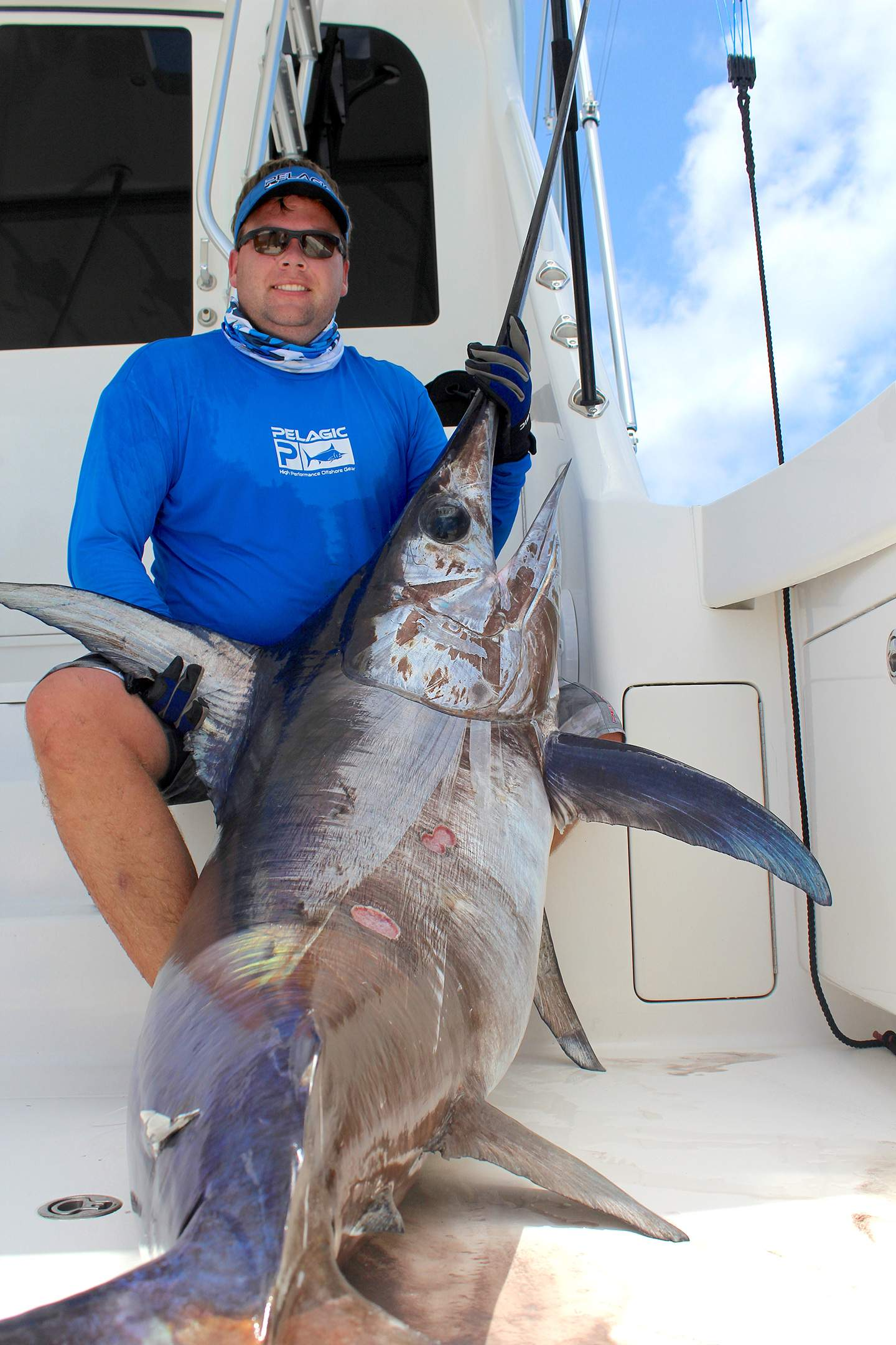 Pelagic Summer Swords Gulf Report 8