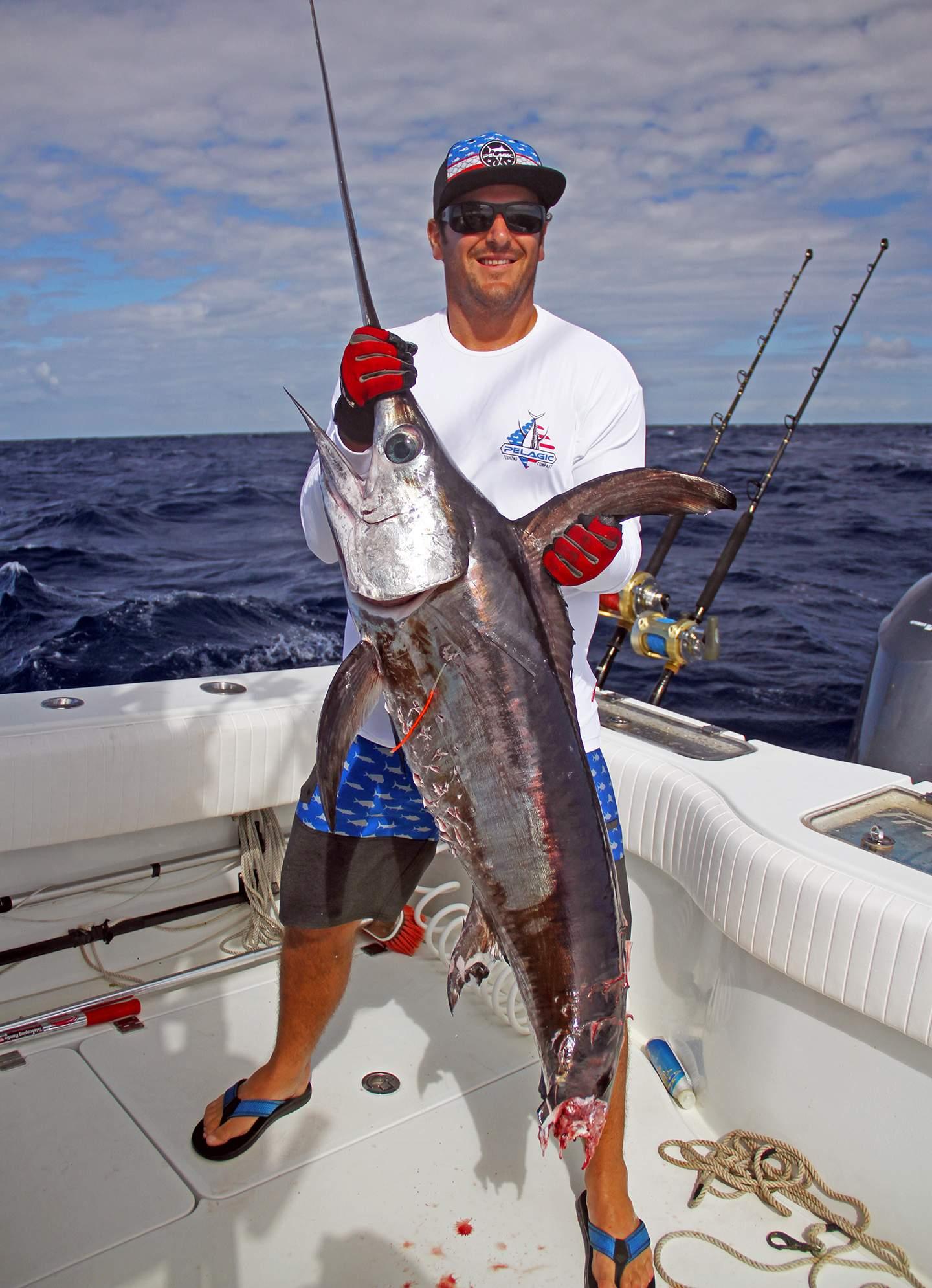 Pelagic Islamorada Swordfish Nick Stanczyk 4