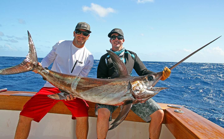Pelagic Islamorada Swordfish Nick Stanczyk 9