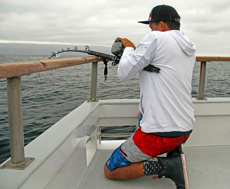 Pelagic Labor Day Tribute Trip Derek Rail Fishing