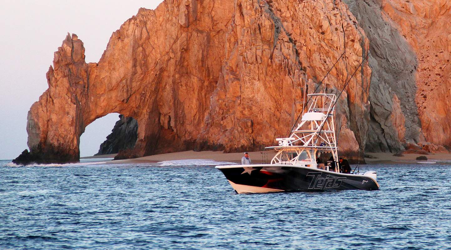 2019 Pelagic Triple Crown Cabo Tejas at Arch
