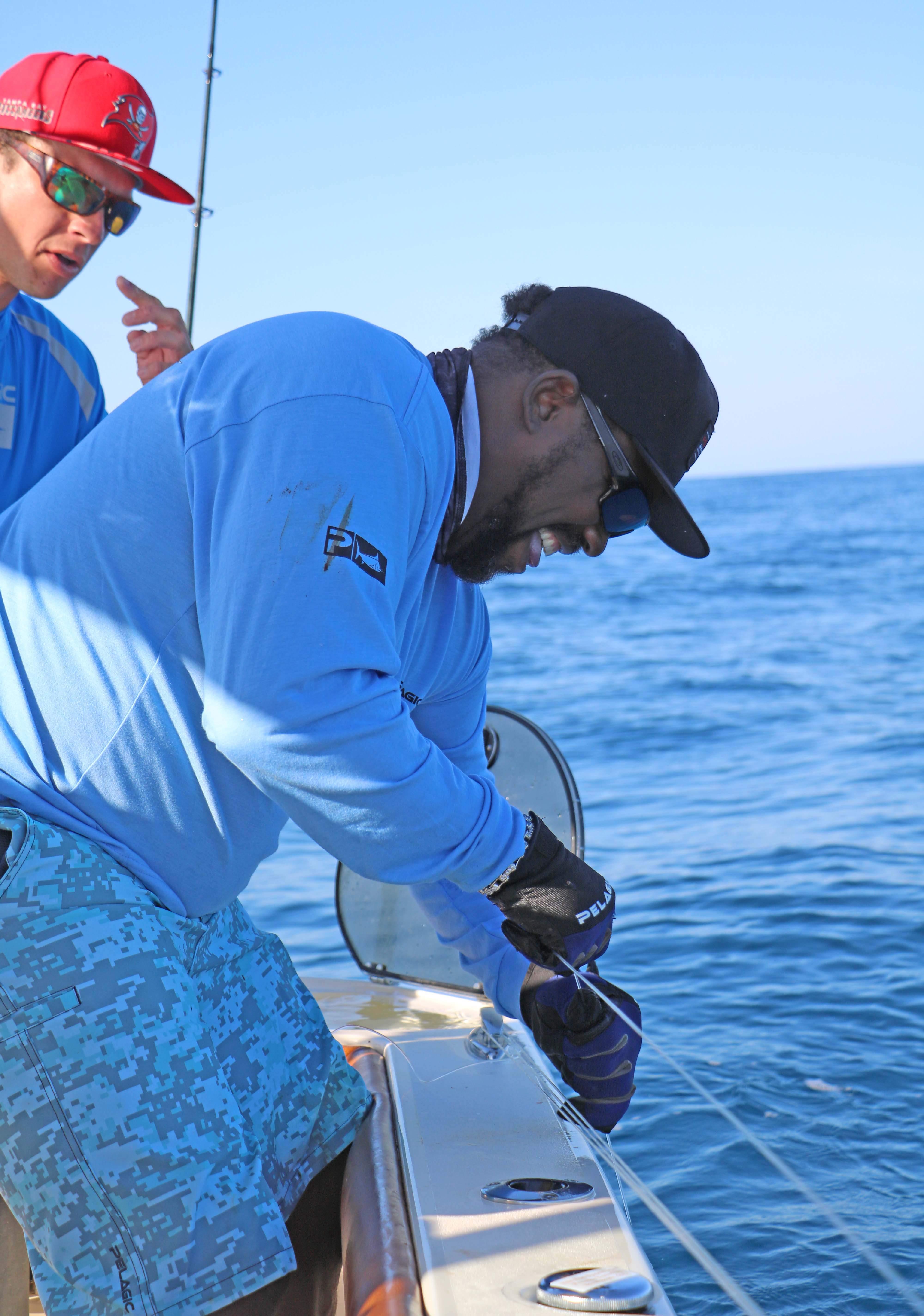 Pelagic Goliath Grouper Fishing 5